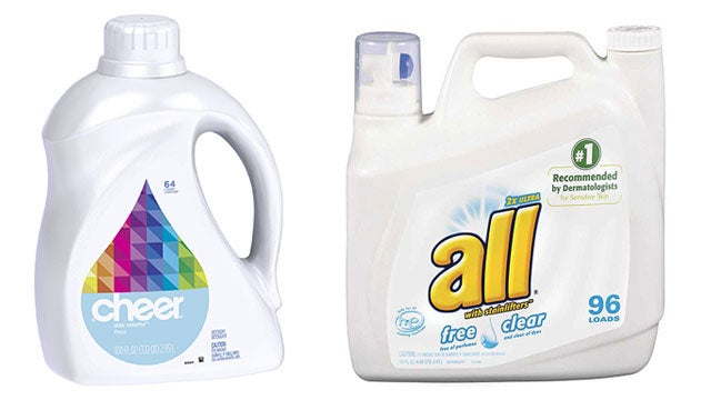 Does It Matter What Laundry Detergent I Use?