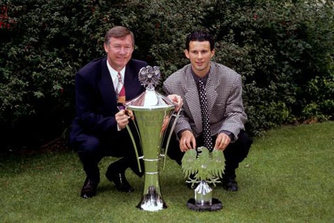 Here You Go, America: 6 Great Facts About Ryan Giggs