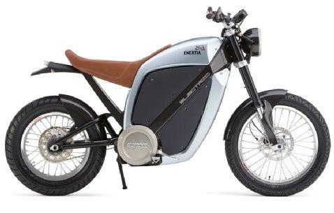 Enertia Electric Motorcycle