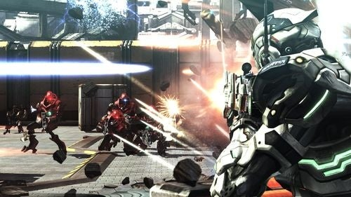 Vanquish Originally An Open World Game