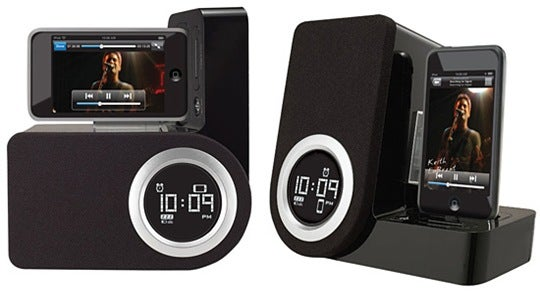 iHome Alarm Clock Rotates Because It Can