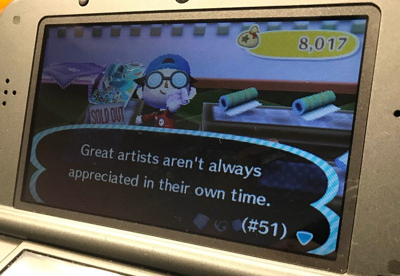 Nintendo Throws Some Shade With New Animal Crossing Update