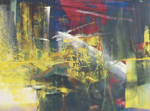 Teetering World Market Somehow Affects Multimillion-dollar Art