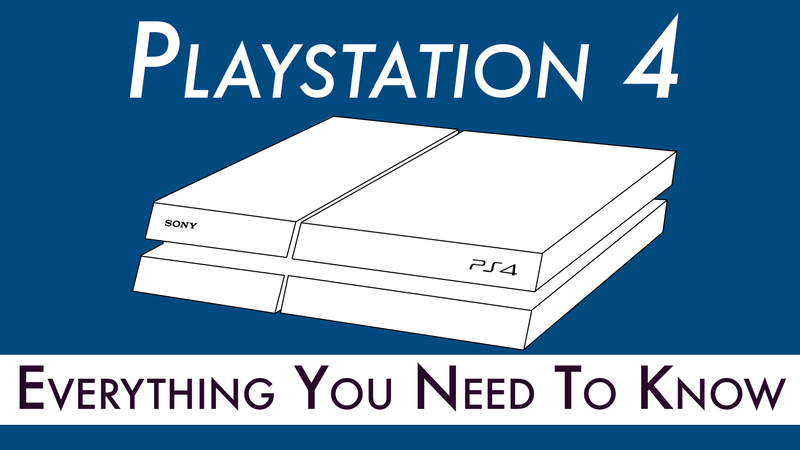 PS4: Everything We Know