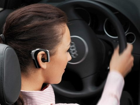 In Car, Hands-Free Text Messaging Using Microsoft Sync