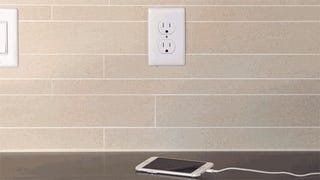 Genius Faceplate Puts USB Ports on Your Wall With No Wiring Needed