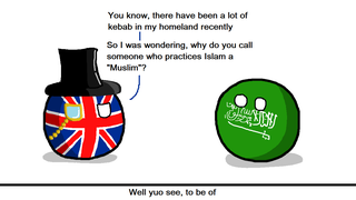 Daily Polandball - One Who Surrenders.