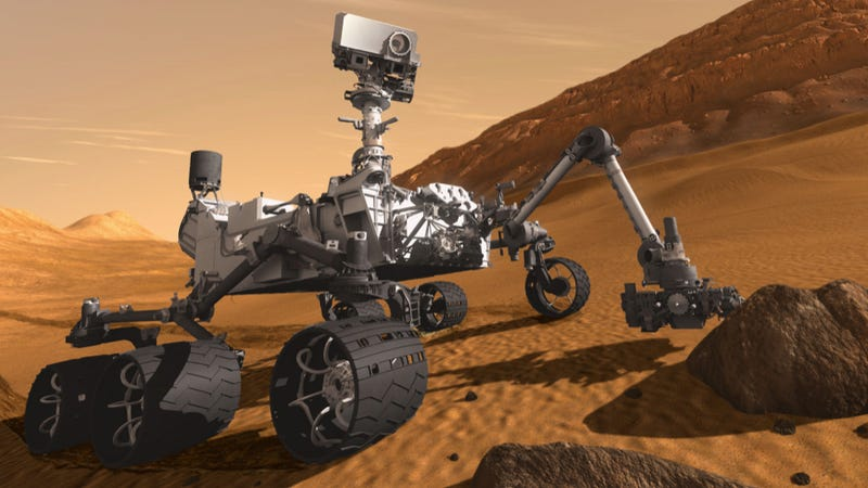 Meet Curiosity — NASA's Mars Science Laboratory