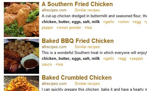 RecipeChimp Turns Your Pantry Contents into Something Delicious