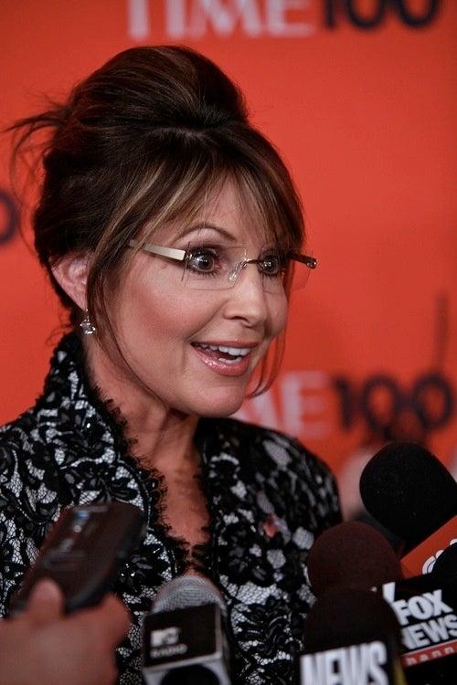 Sarah Palin's Garbled Defense of the Lamestream Media