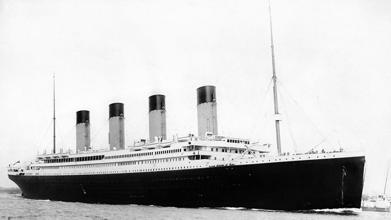 Awesome Australian Billionaire To Build Full-Sized Replica Of the Titanic
