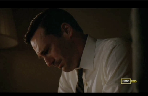 "Mad Men: ""Dick? Is That Your Name?"""