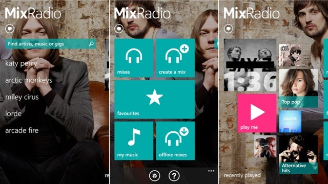 Nokia MixRadio Is the Easiest Streaming Music Service Yet