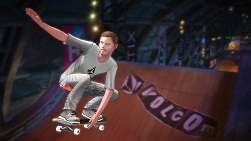 First Screens Of Tony Hawk: Shred Show Its Shredding Side