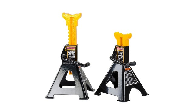 Fuel System Cleaner on Sale, 4-Ton Jack Stands, SONOS Speakers