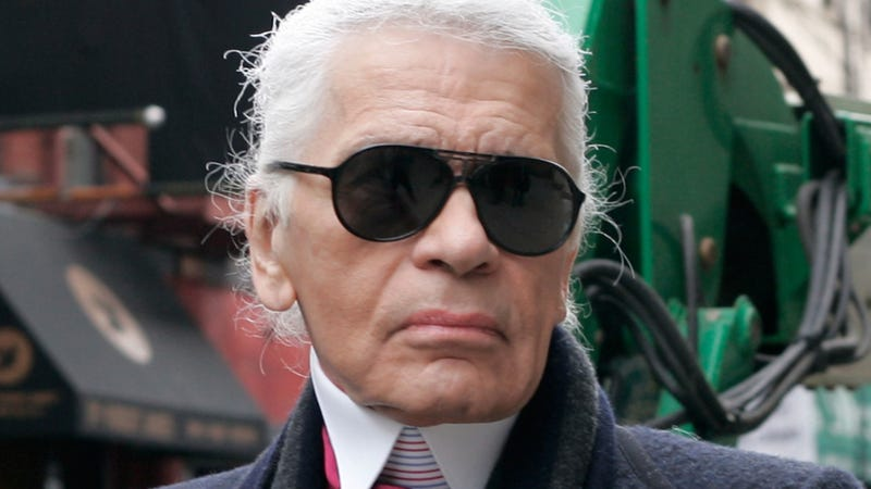 Karl Lagerfeld Says Nobody Needs Chanel