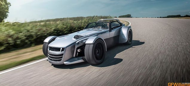 Here's How Mr Donkervoort Turned Colin Chapman's Idea Into Pure Speed
