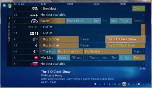How To Add More Channels to Windows Media Center's Program Guide