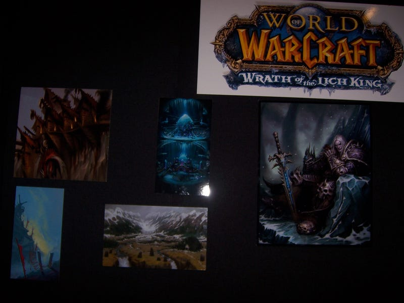Blizzard Worldwide Invitational: The Blizzard Museum Show Diablo 3 Concept Art
