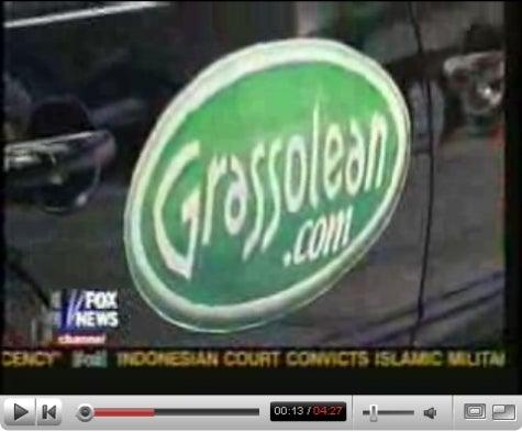 Grassolean Helps You Find Hippie Fuel Stations