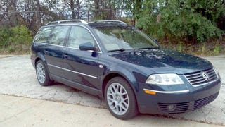 Could You Go $7,200 For This Rare 2003 VW Passat W8?