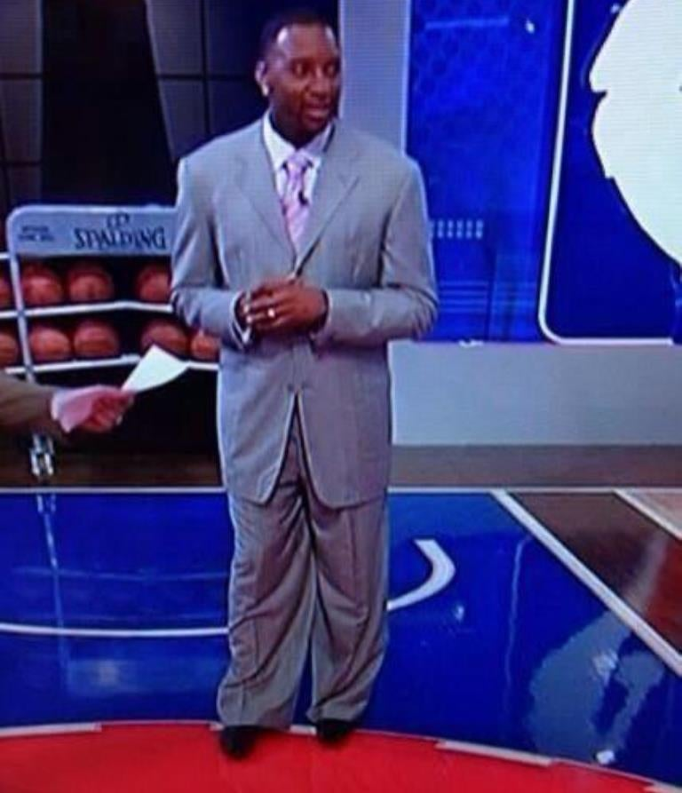Can Somebody Help T-Mac Find A Tailor?