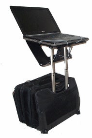 RollerTops Give Businessmen a Portable Laptop Tray, Ensure Trip is Only Business not Pleasure