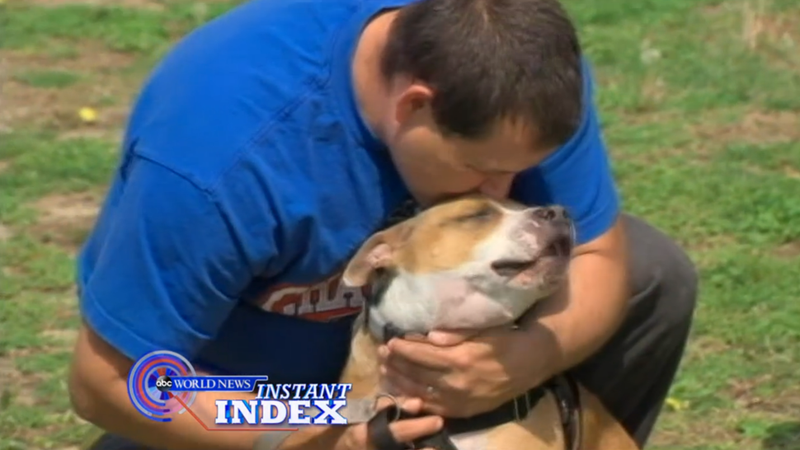 Family Finds Dog They Lost During Superstorm Sandy at the Pound