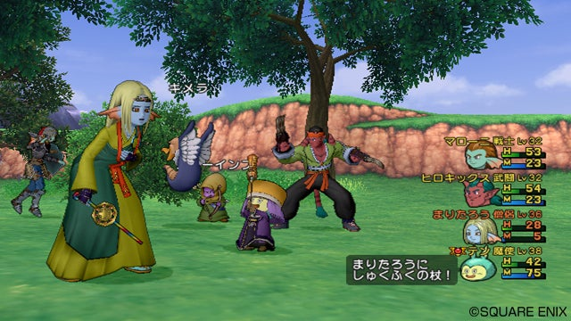 Dragon Quest X Gets a Release Date for Japan!