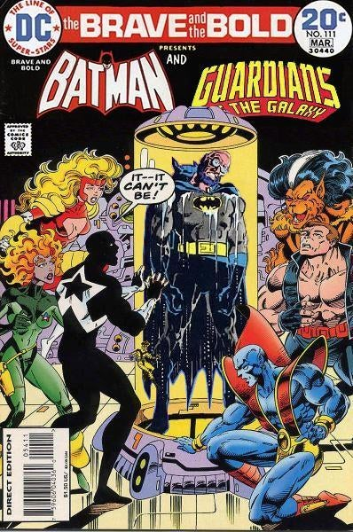 The apocryphal adventures of Batman...and Captain Kirk...and Godzilla?