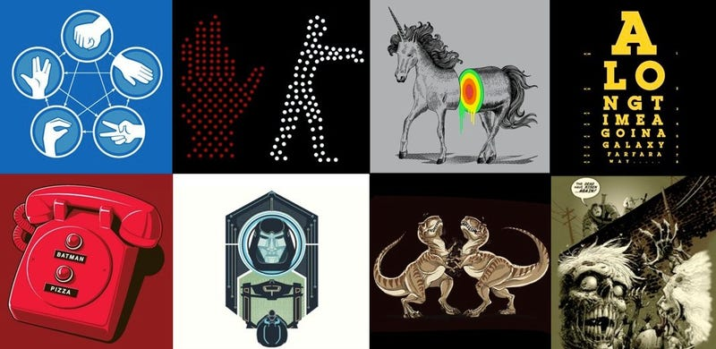 30 geeky shirts that make perfect holiday gifts