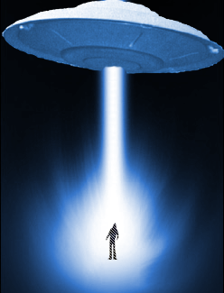 If You Can Read This, You Might Be An Alien Abductee