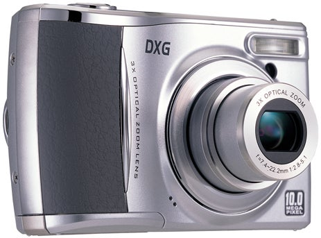 DXG's $169 10-Megapixel Camera Is First Under $200