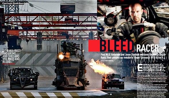 Death Race Has Flamethrower Carnage, But No Dead Pedestrians