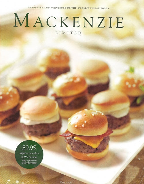 Mackenzie: Hot, Steamy, Scrumptious Food Porn
