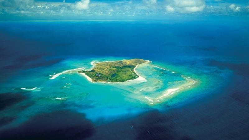 Take Over Richard Branson's Private Island for Just $60,000 a Night