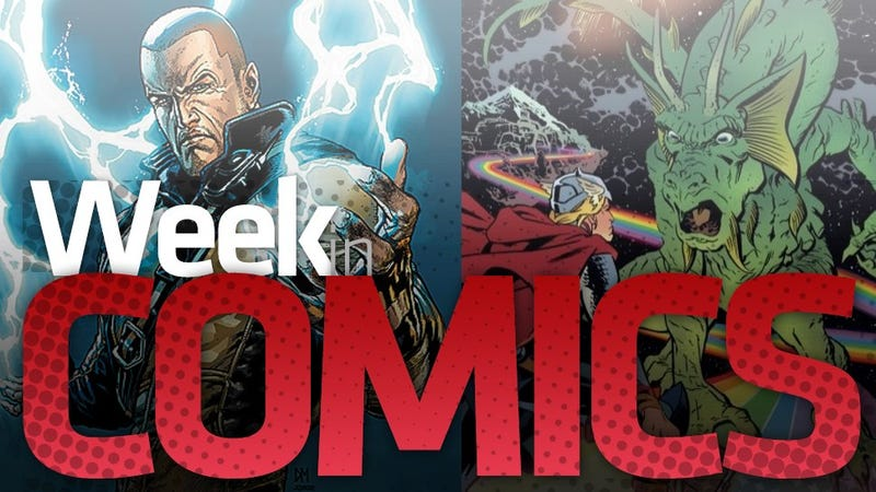 This Week In Comics