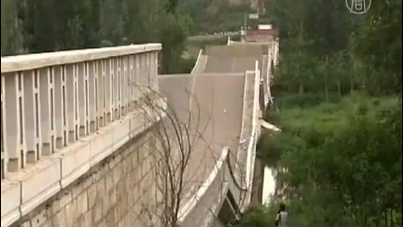 A Chinese Man Just Got A $24.4 Million Bill For Destroying A Bridge