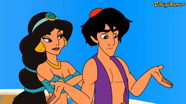 This Week's Top Web Comedy Video: Aladdin's Big Mistake