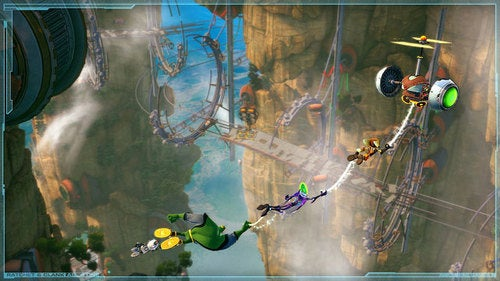 Ratchet & Clank's New Co-op Game Is Good (For Griefing)