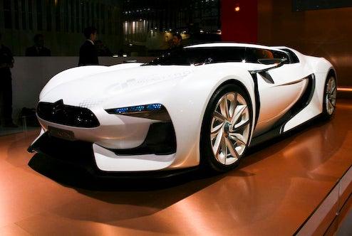 Citroën Officially Reveals GTbyCITROËN, Joint Venture Concept With Gran Turismo Creators