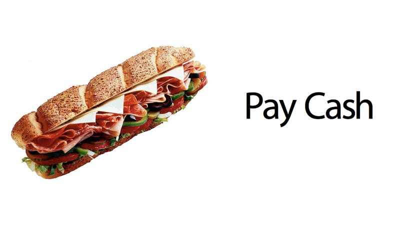 Hackers Stealing $3 Million from Subway Means You Should Probably Pay with Cash