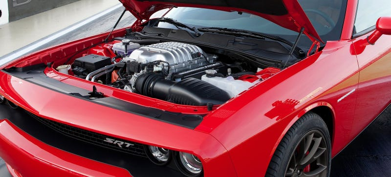 What's The Most Powerful Muscle Car In History?