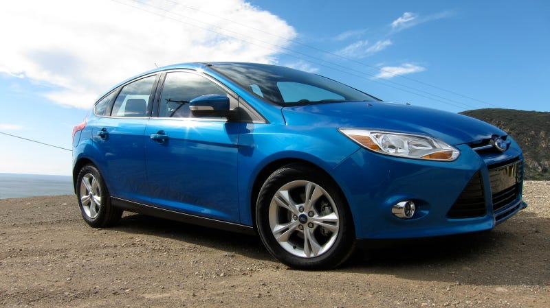 2012 Ford Focus: Photos