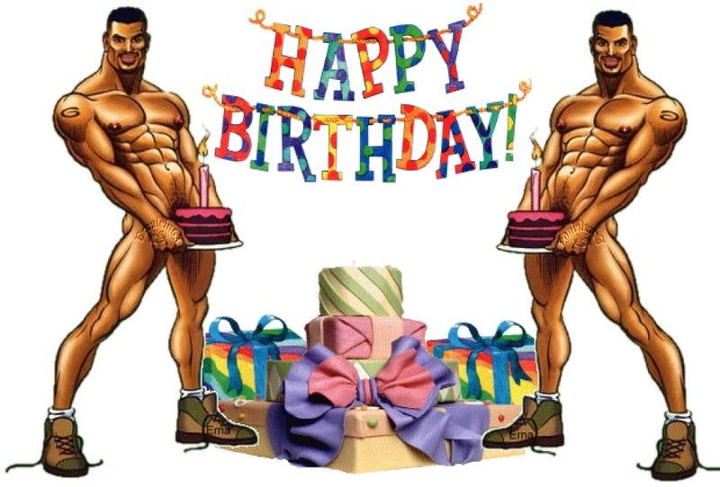 Happy Birthday DS