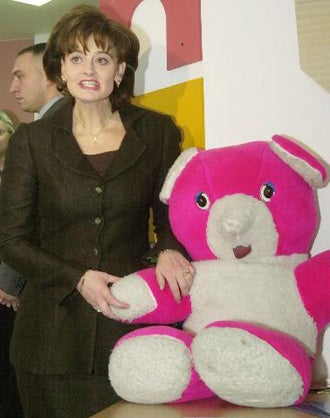 The Cherie Blair Bashing Appears To Be Well-Deserved