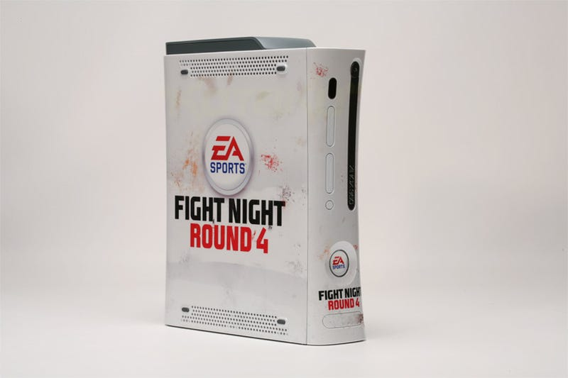Win Real Boxing From Fight Night 4 And Pizza Hut
