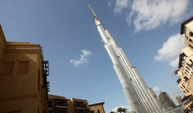 World's Tallest Building Has Its First Suicide