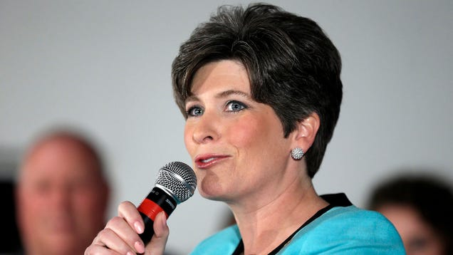 ​Joni Ernst Discusses Sexual Harassment She Faced in the Military