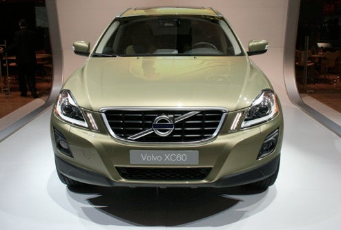 Volvo XC60 Unveiled At New York, Looks The Same As At Geneva